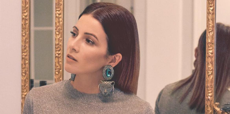 Madame Tiger Earrings